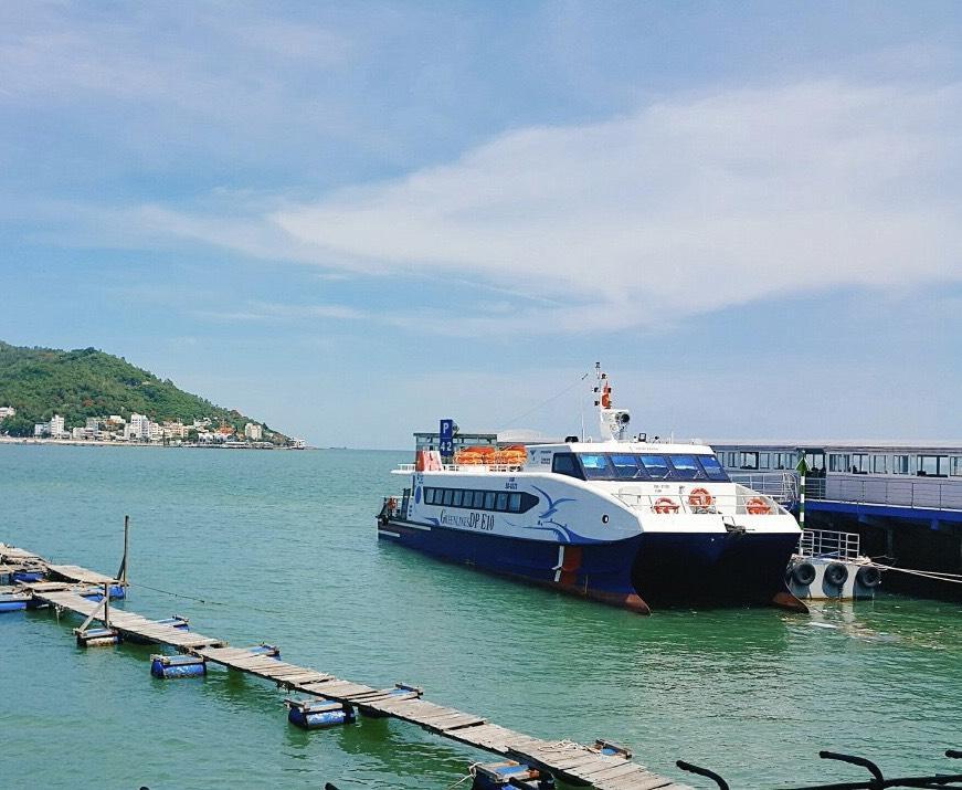 Đặt vé tàu cao tốc Bạch Đằng – Cần Giờ – Vũng Tàu nhanh chóng