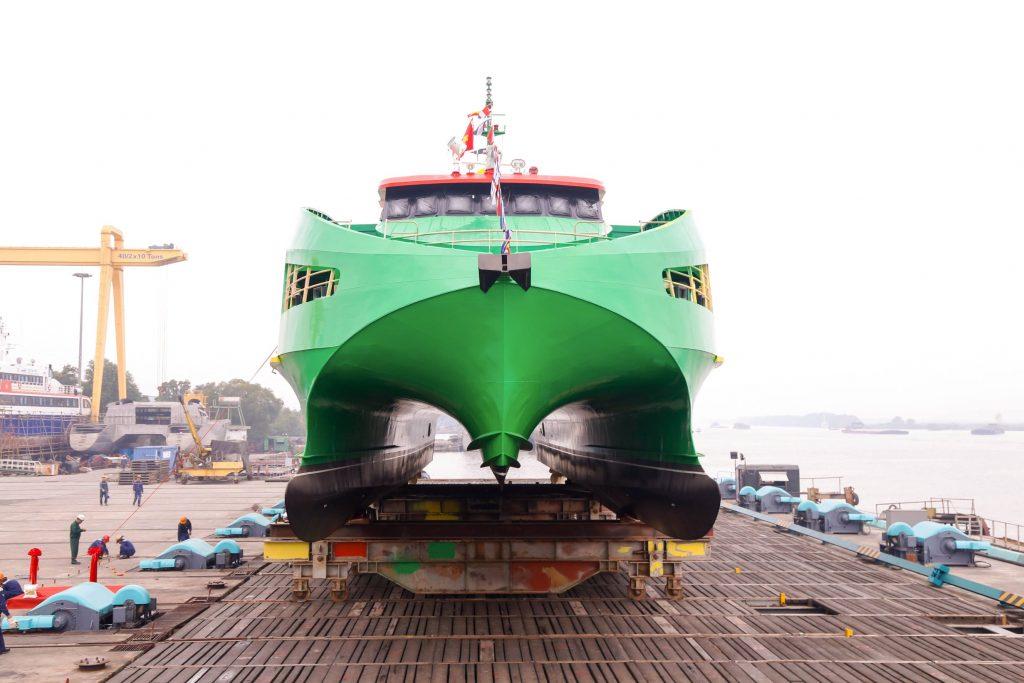 Giới thiệu cơ bản về tàu cao tốc Mai Linh Express