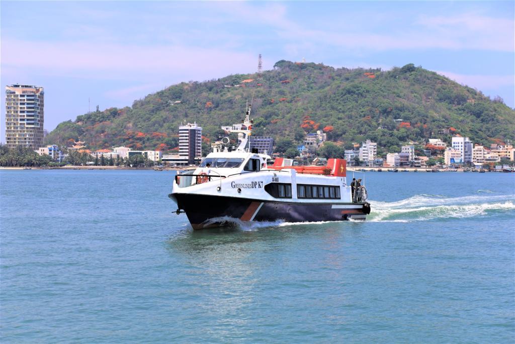 Review chi tiết đi tàu cao tốc Bạch Đằng – Vũng Tàu